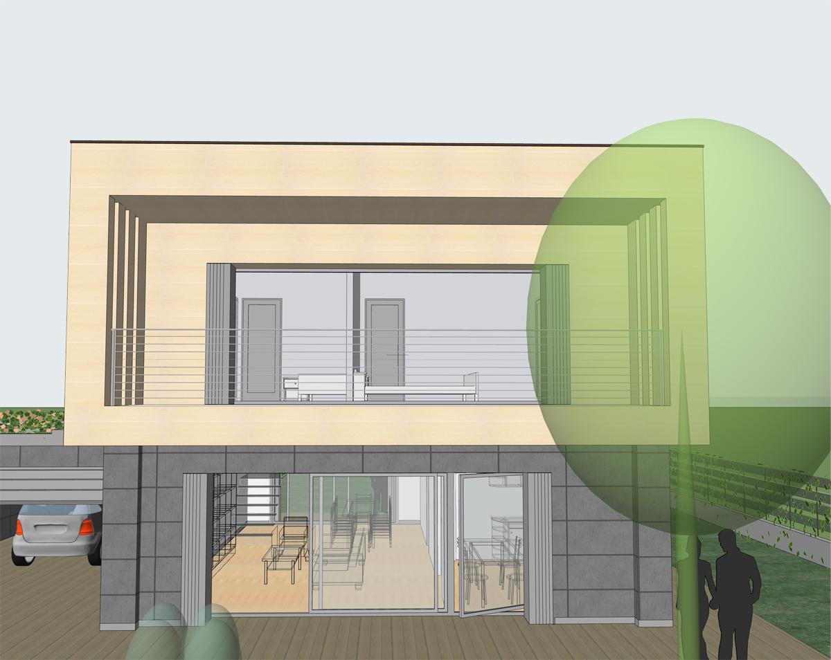 Casa Passiva ad Impatto Zero ad Elevata Efficienza Energetica